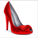Red Shoe - GraphicRiver Item for Sale