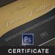 Multipurpose Modern Certificate v.15 - GraphicRiver Item for Sale
