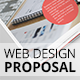 Web Design Proposal Template - GraphicRiver Item for Sale