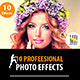 10 High Quality Artistic Photo Templates  - GraphicRiver Item for Sale