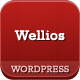 Wellios - Responsive VCard Wordpress Theme Nulled