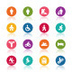 People icons - GraphicRiver Item for Sale