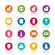 Toy icons - GraphicRiver Item for Sale