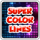 Super Color Lines - HTML5 Mobile Game (Capx)