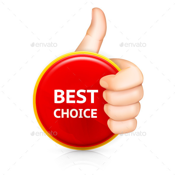 Best Choice Icon - Decorative Symbols Decorative