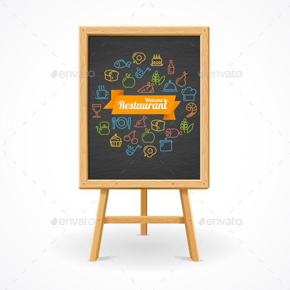 Restaurant Concept - Industries Business