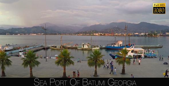 Sea Port Of Batumi 10