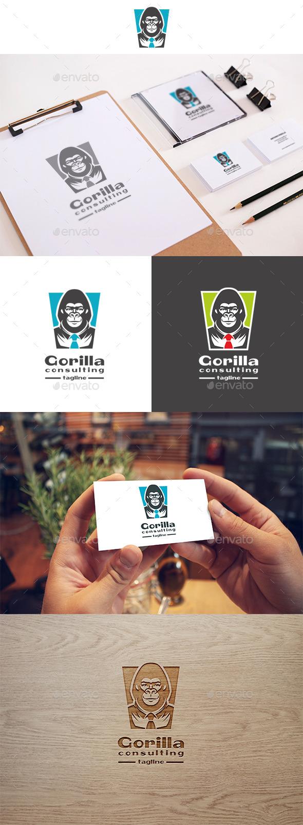 Gorilla Consulting Logo