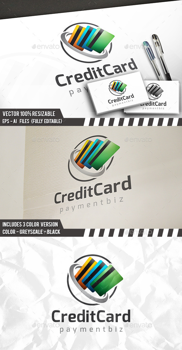 Payment Logo - Objects Logo Templates