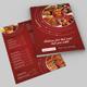 Elegant Restaurant Menu Flyer - GraphicRiver Item for Sale