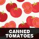 Canned Tomatoes - GraphicRiver Item for Sale