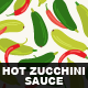 Hot Zucchini Sauce - GraphicRiver Item for Sale