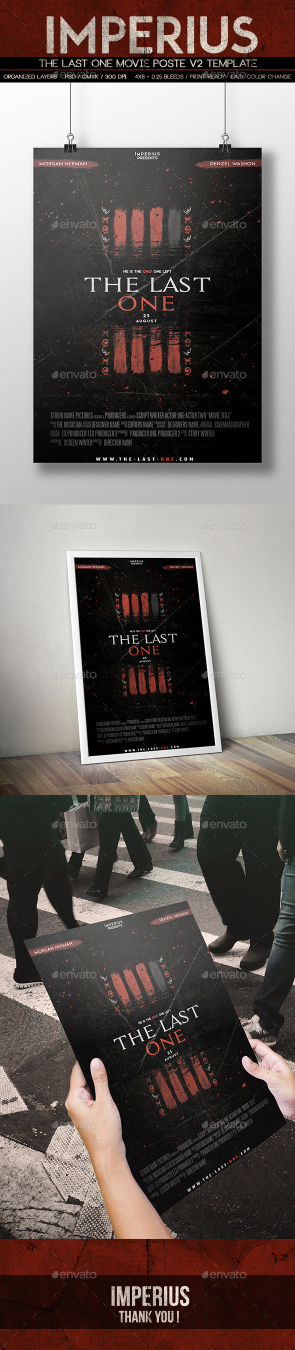 The Last One Movie - Miscellaneous Events
