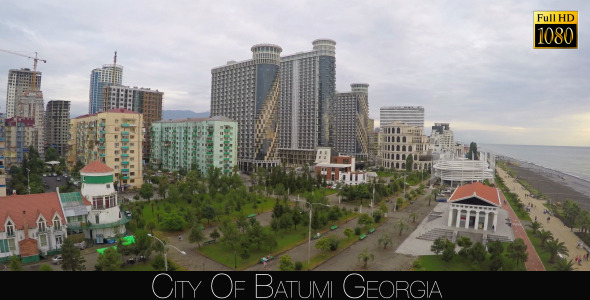City Of Batumi