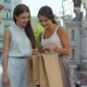 Charming Girls Are Considering New Purchases - VideoHive Item for Sale