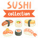 Sushi Set - GraphicRiver Item for Sale