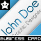 Colorful Modern Business Cards - GraphicRiver Item for Sale