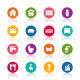 Home Icons - GraphicRiver Item for Sale
