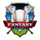 Fantasy Baseball Emblem Illustration - GraphicRiver Item for Sale