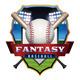Fantasy Baseball Emblem Illustration - GraphicRiver Item for Sale