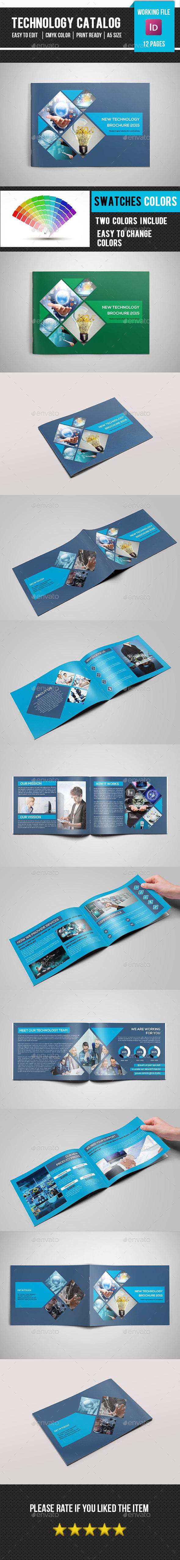 Technology Brochure/Catalog-V180 - Catalogs Brochures