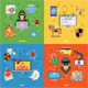 Internet Security Flat Icon Set - GraphicRiver Item for Sale