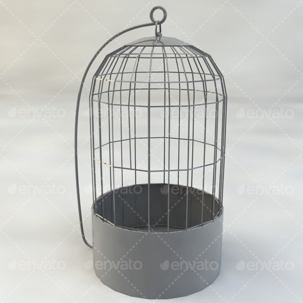 Cage - 3DOcean Item for Sale