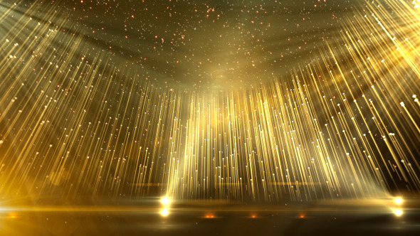 Stage Golden Awards By Rgba Design Videohive