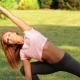 Young Woman Doing Yoga - VideoHive Item for Sale