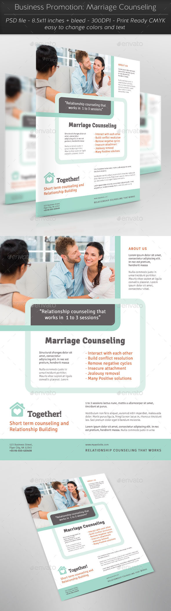 Business Promotion Marriage Counseling