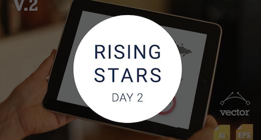 Rising Stars Day #2