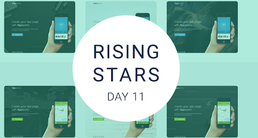 Rising Stars Day #11