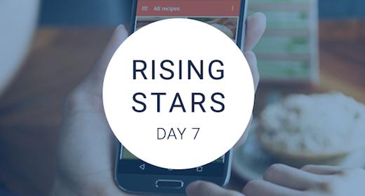 Rising Stars Day #7