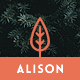 Anne Alison - Soft Personal Blog Theme - ThemeForest Item for Sale