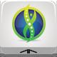 Healthy Spine Logo - GraphicRiver Item for Sale