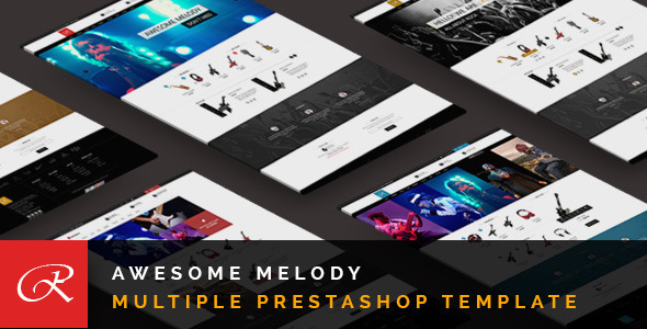 Leo Rok Responsive Prestashop Theme - Shopping PrestaShop