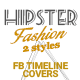 Hipster Facebook Timeline Covers - GraphicRiver Item for Sale