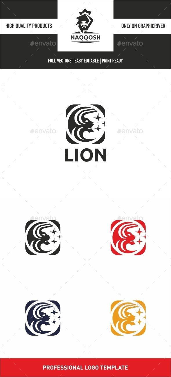Lion - Symbols Logo Templates