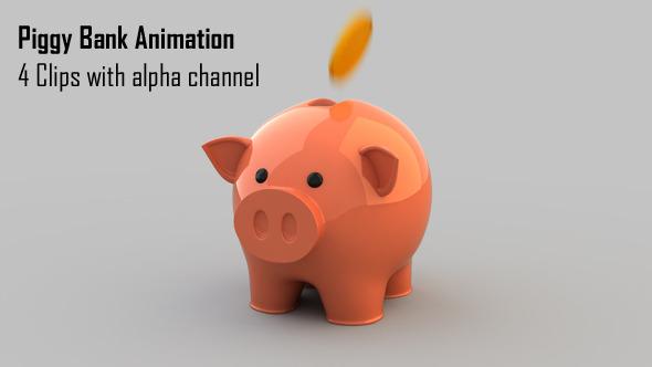 Piggy Bank Pack
