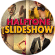 Halftone Slideshow - VideoHive Item for Sale