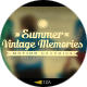 Summer Vintage Memories - VideoHive Item for Sale