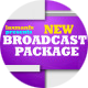 New Broadcast Package - VideoHive Item for Sale