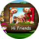 Happy Children's - VideoHive Item for Sale