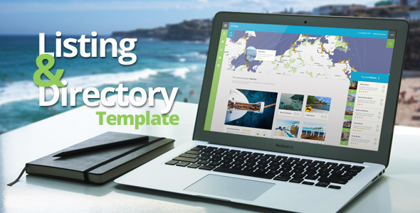 Marina Listing & Directory Template