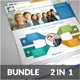 Infographic Flyer Bundle - GraphicRiver Item for Sale