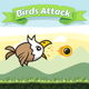 Birds Attack - iOS Game - Sprite Kit - iOS7 - iOS8 - CodeCanyon Item for Sale