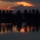 Sunset Over The Lake - VideoHive Item for Sale