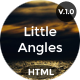 Little Angles - Multipurpose Non Profilt Template - ThemeForest Item for Sale