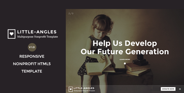 Little Angles – Multipurpose Non Profilt Template