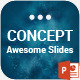 Concept PowerPoint Presentation Template - GraphicRiver Item for Sale